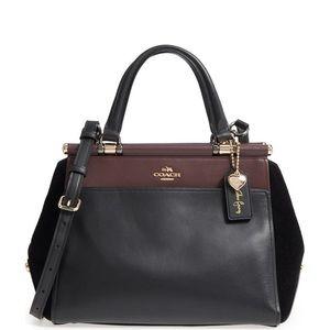 Coach Selena Gomez grace bag